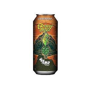 Cerveja Swamp Brewing Froggy IPA American IPA Lata - 473ml
