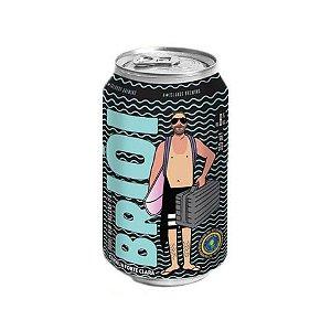 Cerveja 4 Islands Briói Double New England IPA Lata - 350ml