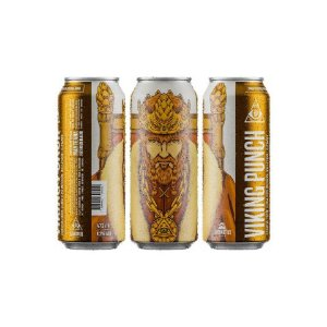 Cerveja Dogma + Locomotive Brew Viking Punch Imperial IPA Lata - 473ml