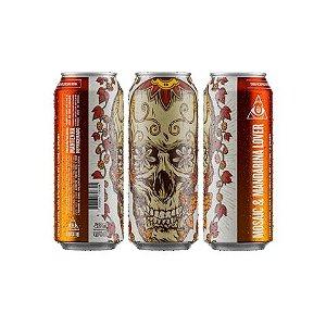 Cerveja Dogma Mosaic & Mandarina Lover Imperial IPA Lata - 473ml