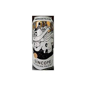 Cerveja Doktor Brau Síncope American Pale Ale Lata - 473ml
