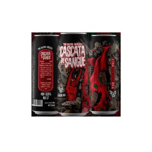 Cerveja Demonho Cascata de Sangue Juicy IPA Lata - 473ml