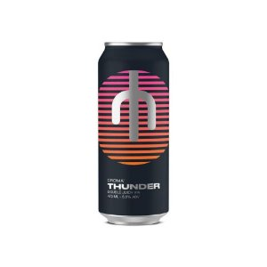 Cerveja Croma Thunder Double Juicy IPA Lata - 473ml