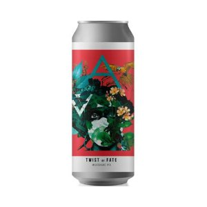 Cerveja Octopus Twist Of Fate Milkshake IPA Lata - 473ml