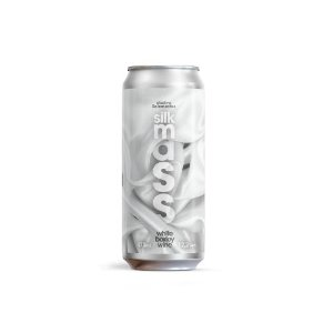 Cerveja Dádiva + 5 Elementos Silk Mass White Barleywine Lata - 473ml