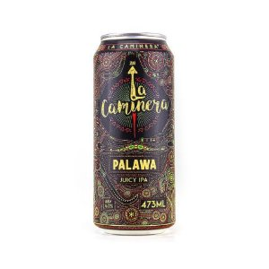 Cerveja La Caminera Palawa Juicy IPA Lata - 473ml