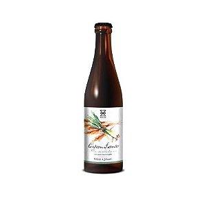 Cerveja Zalaz Capim Limão Pilsen C/ Capim Limão - 500ml