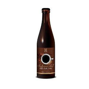 Cerveja Zalaz Amburana e Café Baltic Porter C/ Amburana e Café - 500ml