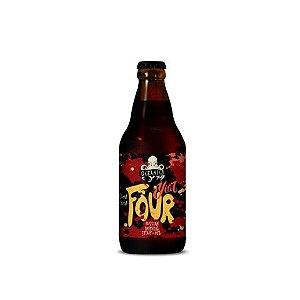 Cerveja Oceânica Year Four Imperial Stout C/ Mel - 300ml