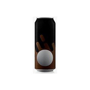 Cerveja Suricato Ales O Furo É Mais Embaixo Imperial Stout C/ Lactose e Coco Queimado Lata - 473ml