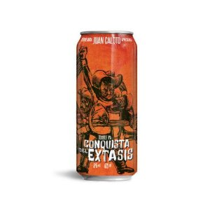 Cerveja Juan Caloto Conquistas Del Extasis Double Juicy IPA Lata - 473ml