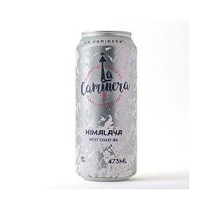 Cerveja La Caminera Himalaya West Coast IPA Lata - 473ml
