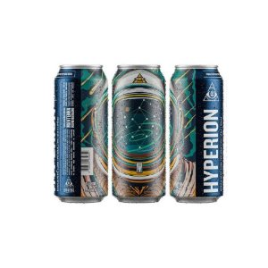 Cerveja Dogma + Narrow Gauge Hyperion Double IPA Lata - 473ml