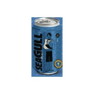 Cerveja 4 Islands Seagull American Pale Ale Lata - 473ml
