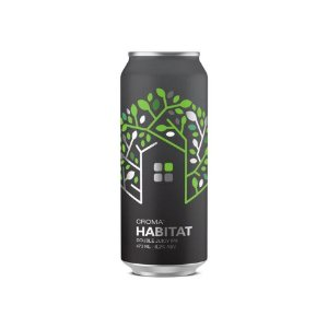 Cerveja Croma Habitat Double Juicy IPA Lata - 473ml