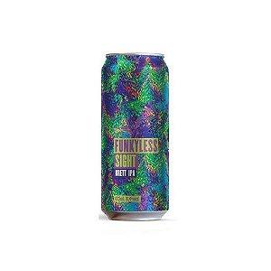 Cerveja Dádiva Funkyless Sight Brett IPA Lata - 473ml