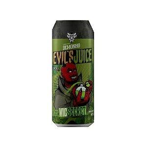 Cerveja Demonho Evil's Juice Vic Secret Juicy IPA Lata - 473ml