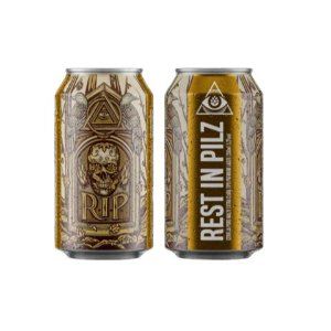 Cerveja Dogma Rest In Pilz Czech Pilsner Lata - 350ml