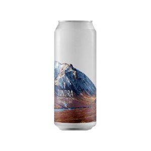 Cerveja Tábuas Tundra Dry Hopped American Imperial Stout Lata - 473ml