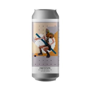 Cerveja Octopus Footsteps Double New England IPA Lata - 473ml
