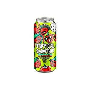 Cerveja BrewLab Tropical Smoothie Acerola Berliner Weisse C/ Acerola e Lactose Lata - 473ml