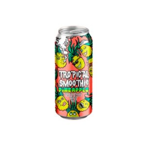 Cerveja BrewLab Tropical Smoothie Abacaxi Gose C/ Abacaxi e Lactose Lata - 473ml