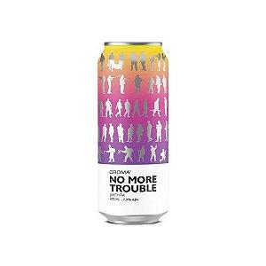 Cerveja Croma No More Trouble Juicy IPA Lata - 473ml