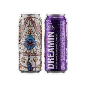 Cerveja Dogma Dreamin Double Juicy IPA Lata - 473ml
