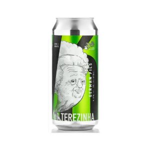 Cerveja Avós Vó Terezinha German Pils Lata - 473ml