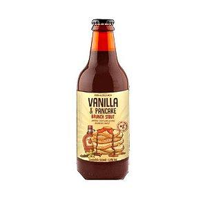Cerveja 5 Elementos Vanilla & Pancake Brunch Stout Imperial Oatmeal Stout - 310ml