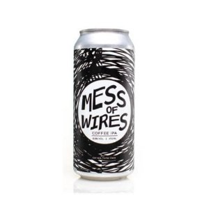 Cerveja Koala San Brew Mess Of Wires 2019 Coffee New England IPA Lata - 473ml