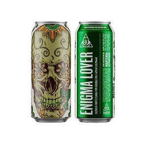 Cerveja Dogma Enigma Lover Double IPA Lata - 473ml