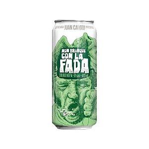 Cerveja Juan Caloto Non Brinque Con La Fada Double New England IPA Lata - 473ml