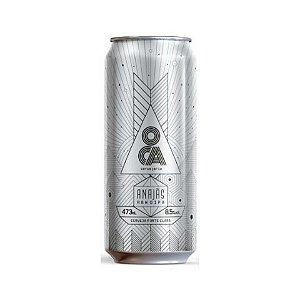 Cerveja Oca Anajás Raw Double IPA Lata - 473ml