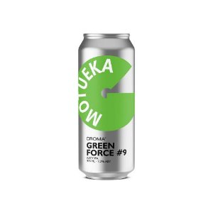 Cerveja Croma Green Force #9 Juicy IPA Lata - 473ml