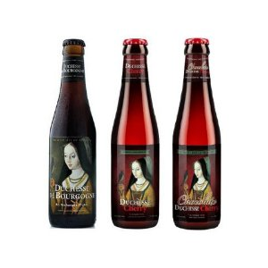 Kit Cerveja Verhaeghe Duchesse de Bourgogne (Base + Cherry + Chocolate Cherry) 3 garrafas - 330ml