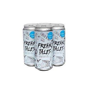 Cerveja Koala San Brew Freaky Tales KSB-12 Double New England IPA Lata - 473ml