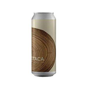 Cerveja Tábuas Estaca West Coast IPA Lata - 473ml