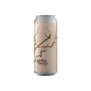 Cerveja Tábuas Galho Seco New England APA Lata - 473ml