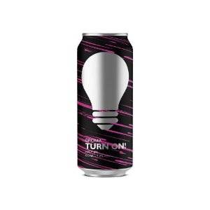 Cerveje Croma Turn On! Juicy IPA Lata - 473ml