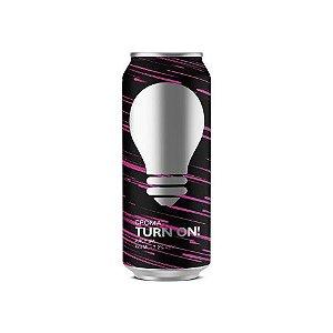 Cerveja Croma Turn On! Juicy IPA Lata - 473ml