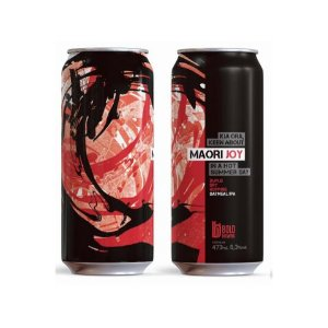 Cerveja Bold Brewing Maori Joy New England IPA Lata - 473ml