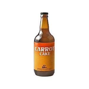 Cerveja 5 Elementos Carrot Cake American Sour Ale C/ Cenoura, Raspas de Laranja, Canela, Baunilha e Lactose - 500ml