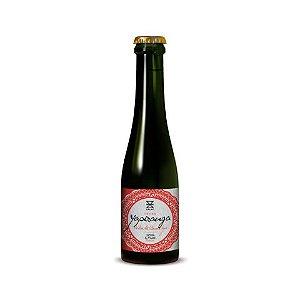 Cerveja Zalaz Ybirá Yapiranga Wild Ale Barrel Aged C/ Tomates Silvestres - 375ml