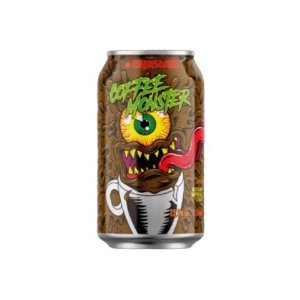 Cerveja Augustinus Coffee Monster Russian Imperial Stout C/ Café Lata - 350ml