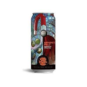 Cerveja Satélite Magnetic Field American Pale Ale Lata - 473ml