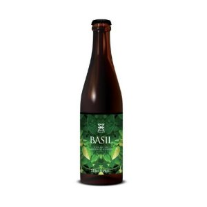 Cerveja Zalaz Basil Barrel Aged Sour Ale C/ Manjericão Selvagem - 500ml