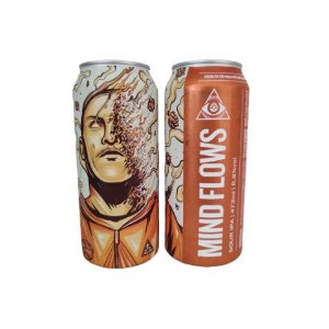 Cerveja Dogma Mind Flows Sour IPA C/ Morango, Maracujá e Baunilha Lata - 473ml
