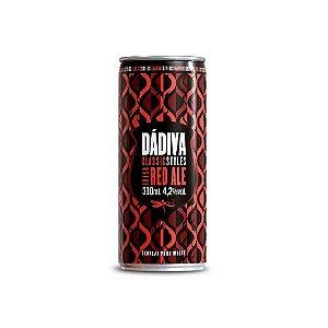 Cerveja Dádiva Classic Styles Irish Red Ale Lata - 310ml