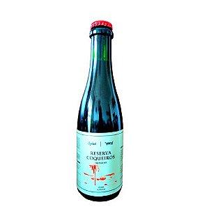 Cerveja CozaLinda + Vodu Reserva dos Coqueiros 2020 Fermentação Mista - 375ml